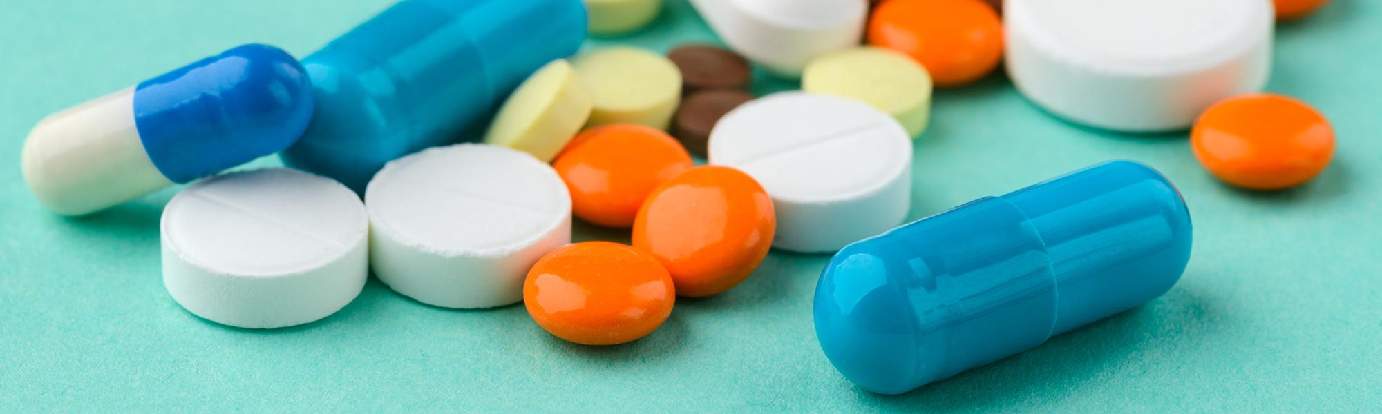 Pills Photo 2000X600