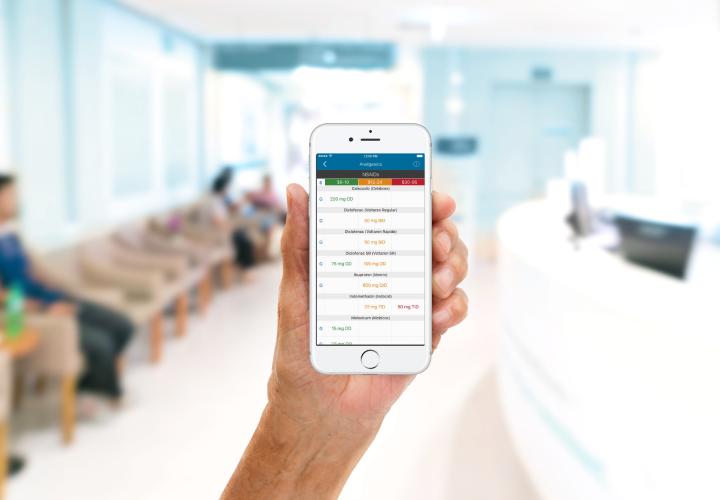 Phone Drug Compare App